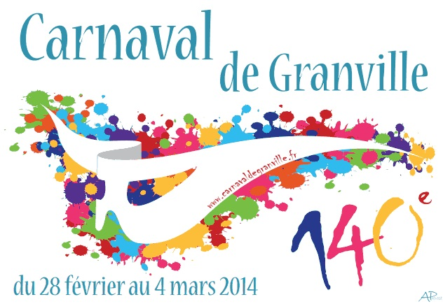 Affiche carnaval 2014