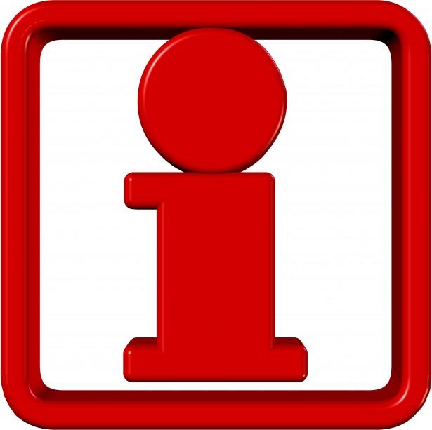 Info symbol 3